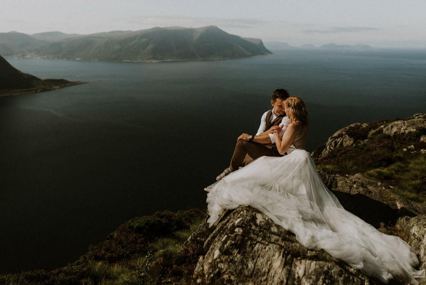 fotosesija Norvegijoje